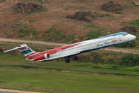 HS-OMD @ VTSP - One Two Go MD80