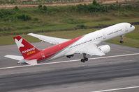 VQ-BAK @ VTSP - Nordwind Boeing 757-200