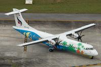 HS-PGA @ VTSP - Bangkok Air ATR72