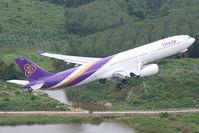 HS-TEN @ VTSP - Thai Airbus 330-300