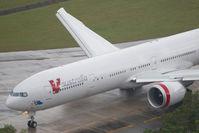 VH-VPF @ VTSP - Virgin Australia Boeing 777-300 - by Dietmar Schreiber - VAP