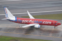 VH-VOX @ VTSP - Pacific Blue Boeing 737-.800 - by Dietmar Schreiber - VAP