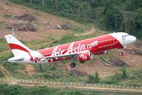 HS-ABM @ VTSP - Air Asia Airbus 320