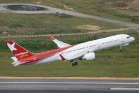 VQ-BHR @ VTSP - Nordwind Boeing 757-200