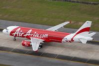 HS-ABQ @ VTSP - Air Asia Airbus 320