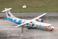 HS-PGF @ VTSP - Bangkok Air ATR72