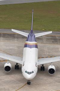 HS-TAP @ VTSP - Thai Airbus 300-600