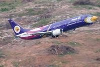 HS-TDF @ VTSP - Nok Air Boeing 737-400