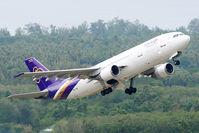 HS-TAY @ VTSP - Thai Airbus 300-600