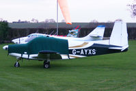 G-AYXS photo, click to enlarge