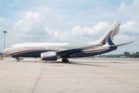 VP-BIZ @ WSSS - Boeing 737-700