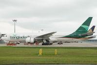 CS-TFM @ WSSS - Bangladesh Boeing 777-200