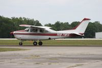 N87MS @ LAL - Cessna 210