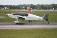 N123EL @ LAL - Electra Flyer C - by Florida Metal