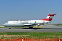OE-LFQ @ LOWW - Fokker F-70 [11568] (Austrian Airlines) Vienna~OE 16/04/2005.