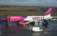 LZ-WZC @ EGGW - Wizz Air Bulgaria Airbus A320-232 London Luton Airport - by Attila Groszvald-Groszi