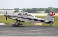 N630T @ LAL - Mustang II
