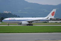 B-6131 @ LOWS - Air China - by Martin Nimmervoll