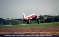 N5106X @ OKV - Take off at Winchester VA - by J.G. Handelman