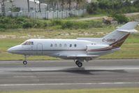 C-GBIS @ TNCM - C-GBIS landing at TNCM - by Daniel Jef