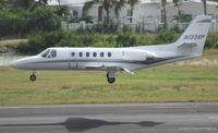 N133VP @ TNCM - N133VP landing at TNCM - by Daniel Jef