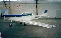 D-MUXX @ EDNY - Dallach Fascination D4 at AERO 2001, Friedrichshafen