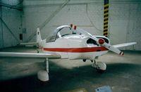 D-EMKY @ EDNY - Binder CP-301S Smaragd at AERO 2001, Friedrichshafen