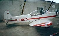 D-EMKY @ EDNY - Binder CP-301S Smaragd at AERO 2001, Friedrichshafen - by Ingo Warnecke