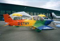 D-ETMY @ EDNY - Mylius MY-103 Mistral (prototype) at the AERO 2001, Friedrichshafen - by Ingo Warnecke
