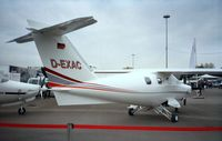D-EXAC @ EDNY - Extra EA-400 at the AERO 2001, Friedrichshafen - by Ingo Warnecke