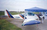 I-EURY @ EDNY - SG Aviation Storm 400 at the AERO 2001, Friedrichshafen