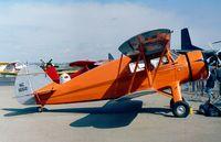 N16512 @ EDNY - Waco YKS-6 at the AERO 2001, Friedrichshafen
