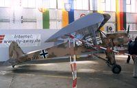 19-3430 @ EDNY - Slepcev Storch at the AERO 2001, Friedrichshafen