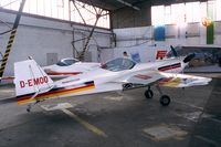 D-EMOO @ EDNY - Dallach Diablo 2 at the AERO 2001, Friedrichshafen - by Ingo Warnecke