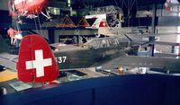 C-537 - EFW C-3603-1 at the Verkehrshaus der Schweiz, Luzern