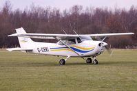G-CEKI @ EGBD - 1981 Cessna CESSNA 172P, c/n: 172-74356 at Derby Eggington