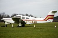 G-DAAH @ EGBD - 1979 Piper PIPER PA-28RT-201T, c/n: 28R-7931104 at Derby Eggington