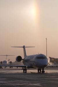 S5-AAD @ LOWW - Adria Airways Regionaljet