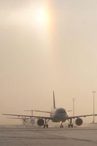 D-AKNT @ LOWW - Germanwings Airbus 319