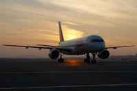 N923FD @ LOWW - Fedex Boeing 757-200