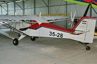 35-28 @ LHMC - Miskolc Airport - Hungary - by Attila Groszvald-Groszi