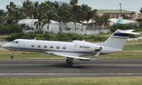 N104AR @ TNCM - N104AR landing at TNCM - by Daniel Jef