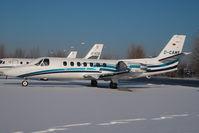 D-CAMS @ LOWW - Cessna 560 - by Dietmar Schreiber - VAP