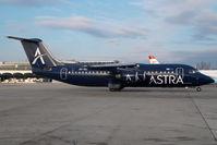 SX-DIZ @ LOWW - Astra Bae 146