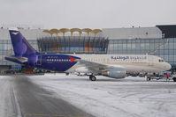 9K-EAG @ LOWW - Wataniya Airbus 320