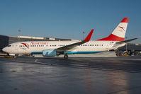 OE-LNJ @ LOWW - Austrian Airlines Boeing 737-800