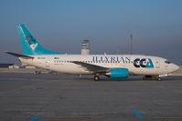 OM-CCA @ LOWW - Ilyrian AIrways Boeing 737-300