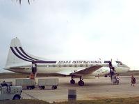 N94233 @ CRP - Texas International at Corpus Christi , Feb '72 - by Henk Geerlings