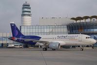 9K-EAG @ LOWW - Wataniya Airbus 320 - by Dietmar Schreiber - VAP