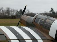 G-AIEK @ EGHP - 1946 Messenger Blackburn Cirrus Major III - by BIKE PILOT